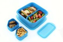 Shop Goodbyn Portions On The Go / Goodbyn Portions On-the-Go is a value-priced set of food containers designed with perfect versatility. One Salad or Sandwich, one long dipper, plus two 2.6 oz dipper containers / by Goodbyn