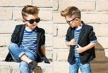 Corte para Meninos / Idéias para corte de cabelo em meninos.