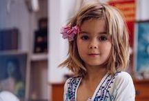 Cortes para Meninas / Ideias para corte de cabelos de meninas! Corte de cabelo infantil e teen.