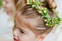 Penteados para meninas / Ideias de penteados para meninas