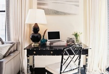 Workspace / Great ideas for work-at-home creatives.