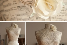 Mannequins, Sewing, & Notions / All things inspired to sew! / by Finders Keepers Nevada NV