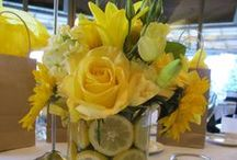 Centerpieces / by Boulder Country Club Weddings