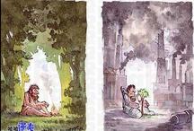 Caricature&Cartoon&Animation / by Sean Tsien