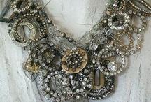 Heirloom Jewels & Rhinestones / Heirloom antique vintage jewelry & rhinestone jewelry / by Finders Keepers Nevada NV