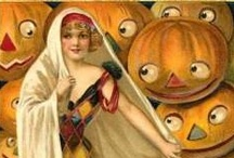 Trick or Treat / Halloween vintage black & orange candy and anything in between / by Finders Keepers Nevada NV