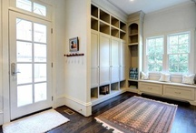 Gorgeous Entryway / Mud Room Love / by Maggie Nick
