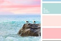 Color | Palettes / Color palettes from photos for design inspiration ... Get ideas for colors for craft & art projects, to repaint / redesign rooms in your home or plan the colors for a blog or website.