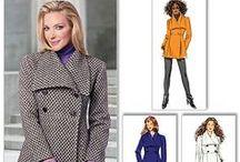 Pattern Stash - Jackets