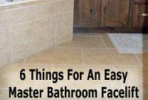 Bathroom Ideas / by Samantha Smith