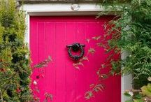 Color | Hot Pink / In the pink with bright and hot shades of flamingo, fuchsia, raspberry.