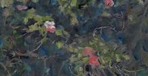 Artworks and WIP / This is a collection of Krys Robertson's paintings and of work in progress