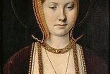 Northern Renaissance and Renaissance portraits