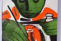 Posters, Gebrauchsgraphik / Great poster design, mostly vintage
