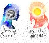 My sun and stars.