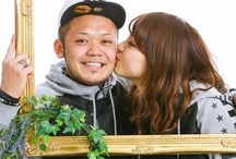Happy Couple / Happy, Love, Perfect match