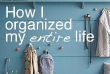 Organized & Tidy / by Shanna Switzer