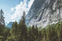 natura / forests, mountains, trees, lakes, rivers, rocks, hills, beaches, ocean (in that order)