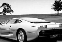 automobile / my dream cars: cream '65 mustang & charcoal lambo murcielago