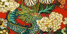 oriente / chinoiserie, oriental, asian art, china, vietnam, thailand, bali