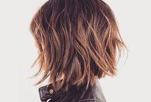hair. / by Lindsay @ Hello Hue