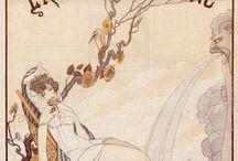 art nouveau / i love the lines