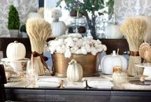 Thanksgiving / Ideas, crafts, recipes and everything for Thanksgiving