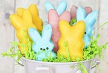 Easter Fun / Here you'll find a collection of Easter decor, Easter crafts, Easter recipes, and more!  / by Heidi Ferguson @ Honeybear Lane