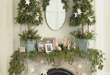 holiday decor / by Jeanne Gertsen
