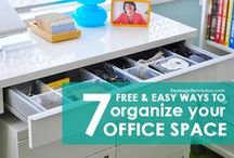 Organization / Lots and lots of must do organization ideas / by Louise Whyte
