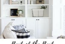 Best of the Best of HoneyBearLane / Everything about Home Decor, DIY Projects, Organization, Crafts, Recipes, and many more.