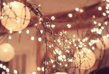 fiesta / lighting, candles, flower arrangements, locations, table settings, presentation