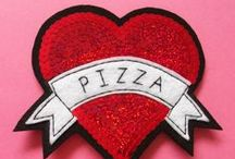 PIZZA DREAMS / Pizza. Eating it, making it, being a fan of it. / by Bree McGuire