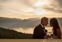 Weddings / Luxury wedding photos taken at Sparkling Hill Resort. http://www.sparklinghill.com/special_offers