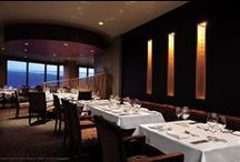 Fine Dining / Sparkling Hill Resort offers two dining areas; Peakfine Dining Room for your formal dining and Barrique & Java for light lunches, cocktails & desserts. http://www.sparklinghill.com/special_offers