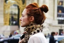 Hair / Makeup / by Victoria Mesenbrink