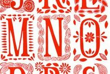 F O N T S / Fonts, type, graphics, design, concepts, tools / by Chris Boyles