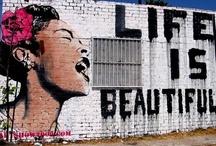 Street Art / by Lauren Longobardi