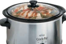 Food - Crockpot Meals / by Shanna Switzer