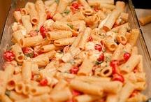 Food - Potatoes, pasta, rice / by Shanna Switzer