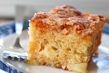 Foodie - Apple Cake Ideas / by Fran Carnevale