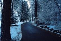 Snow so soon!