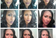 Makeup  Artists / This board primarily feature make up artist in the surrounding Metro Atlanta area.