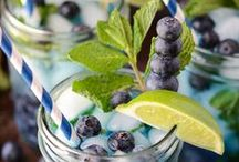 Recipes - Beverages / Drink recipes - both alcoholic and non-alcoholic / by Katrina Mitchell