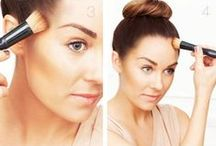 Beauty / Make up tips, ideas etc.  / by Louise Whyte