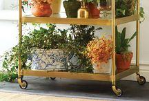 {bar carts}