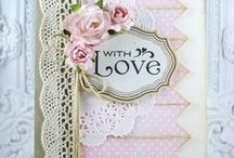 Card making / by Teresa Wilson