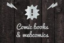 Comic books & webcomics