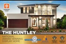 MBA - 2014 Excellence In Housing Awards Winner- The Huntley 30 / MBA - Excellence In Housing Awards Winner Exhibition / Project Homes $250,001 - $300,000.   The Huntley 30 is on display at The Ponds NSW 2769