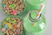 St. Patrick's Day / St. Patrick's Day themed outfits, recipes, DIY and crafts, home decor, and more!